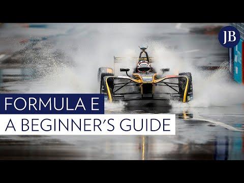 Formula E For Beginners
