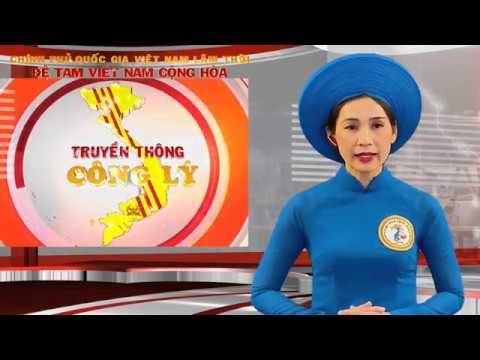 Truyền Thông CÔNG LÝ, Nr 64 Ngày 20.02.2020, BẢN SƠ THẢO HIẾN PHÁP – ĐỆ III VNCH – CPQGVNLT, Part 02