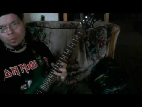 GOTHIC KING COBRA (learn how to pay your rent Josh Saunders style)