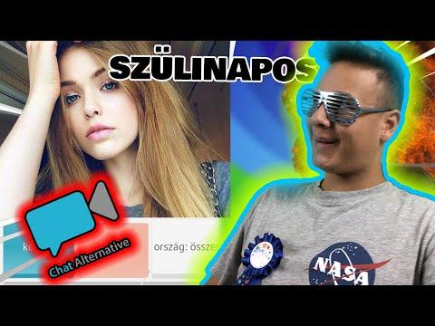Chat Alternative   LIVE   SZÜLINAPOS MEGBORÍTÓS