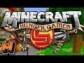 Minecraft: Hunger Games Survival w/ CaptainSparklez - THE ULTIMATE GEAR