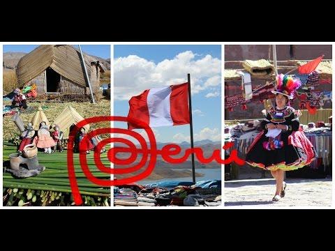 Viaja conmigo por el Perú - Peru Travel Vlog Puno - Eliana López