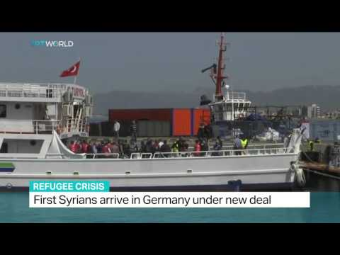 Interview with Prof. Han Entzinger from Rotterdam on new refugee deal