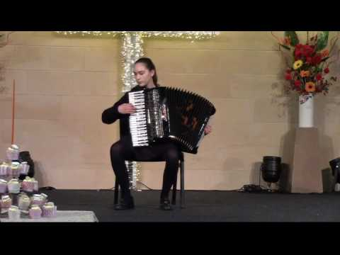 The Marriage of Figaro Overture - Mozart K.492 - Accordion