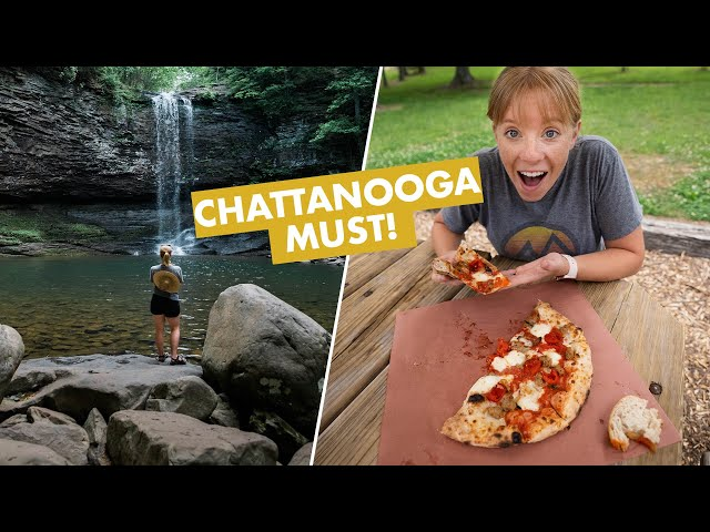 Exploring Cloudland Canyon State Park on Lookout Mountain | Chattanooga, TN