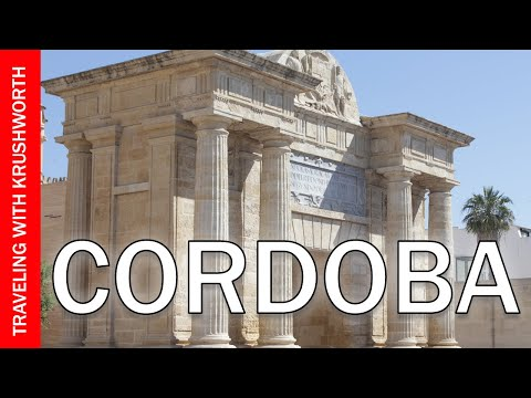 Things to do in Cordoba Spain travel guide tourism (video)