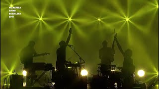 CARIBOU - Live at Primavera Sound. May 30, 2015