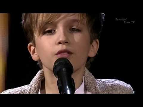 Michael.'SOS'.The Voice Kids Russia 2015.