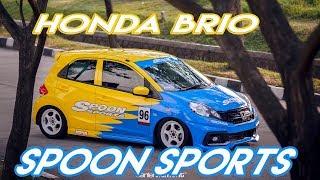 Spoon Sports Honda Brio