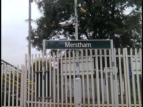 Full Journey on Southern from Horsham to London Bridge