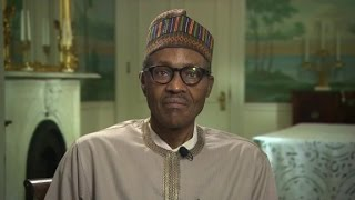 Nigeria Pres. backs talks for girls if Boko Haram