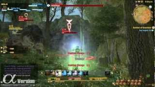 FINAL FANTASY XIV: A Realm Reborn - Quests and Combat (Alpha)