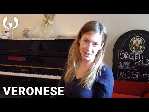 WIKITONGUES: Elisa speaking Veronese