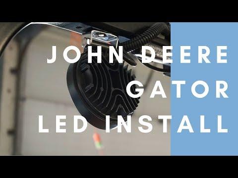 John Deere Gator LED Install Project