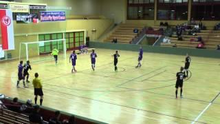 DJK SW Neukölln - BSV Eintracht Mahlsdorf II (Halbfinale, Bezirksliga Hallenturnier)