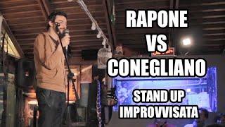 Stand up IMPROVVISATA Stefano Rapone Vs Conegliano