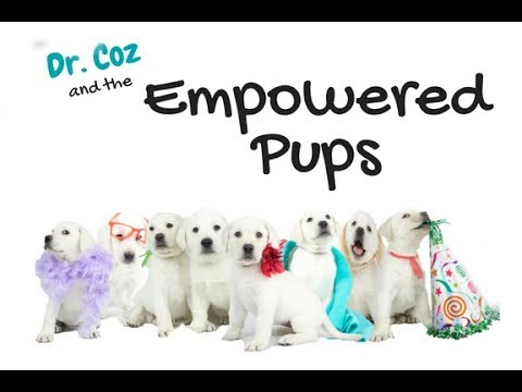 Dr Coz and the Empowered Pups Episode 5   Puppy Fitness