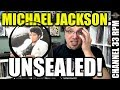 What happens when you unseal an ORIGINAL MICHAEL JACKSON THRILLER? Vinyl community