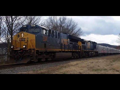 UCIR, Ns Buffalo line & D&H line Lewisburg, West Milton, Sunbury, & Riverside Pa 4-4-17