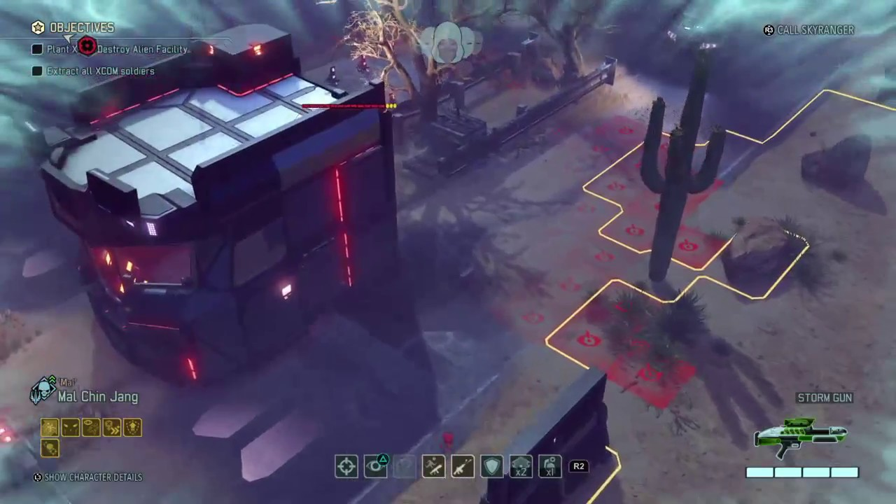 xcom 2 advent network tower ps4 gameplay no commentary. Black Bedroom Furniture Sets. Home Design Ideas