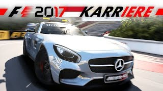 MONACO SAFETY CAR CHAOS – F1 2017 FERRARI SAISON #6 | Lets Play Formel 1 2017 Gameplay German