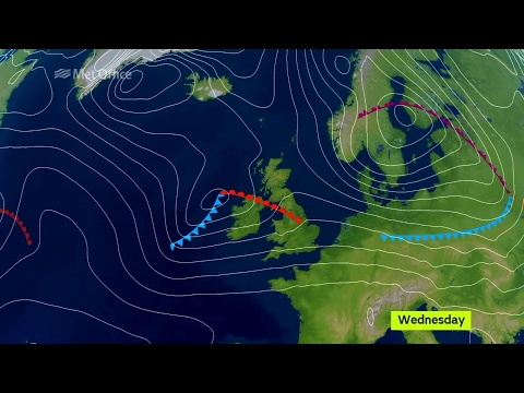 Storm Doris to hit the UK this Thursday