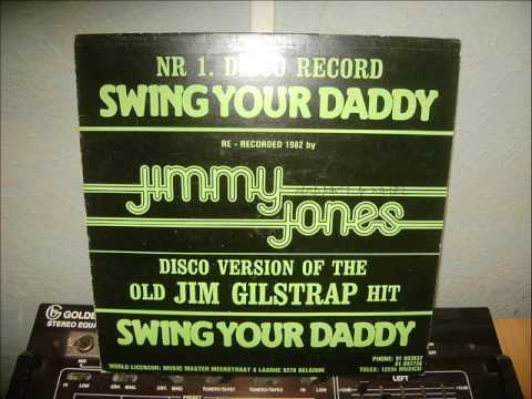 JIMMY JONES   swing your daddy party 1
