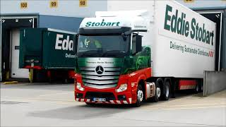 Eddie Stobart Mercedes Actros 2545 GN67OTW H3500