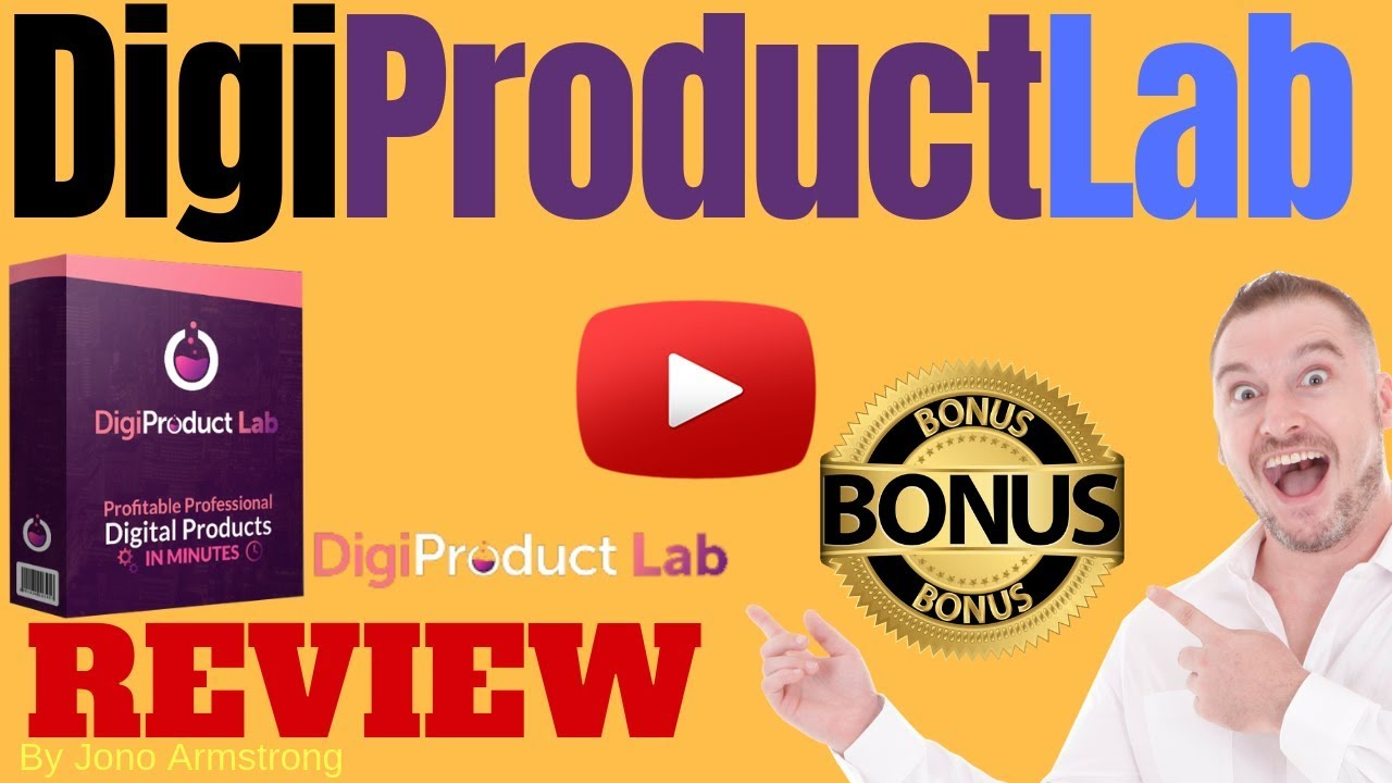 DigiProduct Lab Review ⚠️ WARNING ⚠️ DON'T GET DIGI PRODUCT LAB WITHOUT MY  👷 CUSTOM 👷 BONUSES!!
