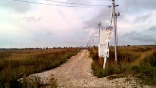 видео Калужское шоссе – место, где продаются шикарные земельные участки
