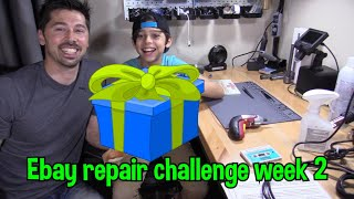 Ebay Repair Challenge Gone Wrong! S3 E2