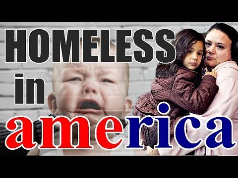 EXPLOSIVE Truth About Homeless CRISIS in USA. (OMG!!!)