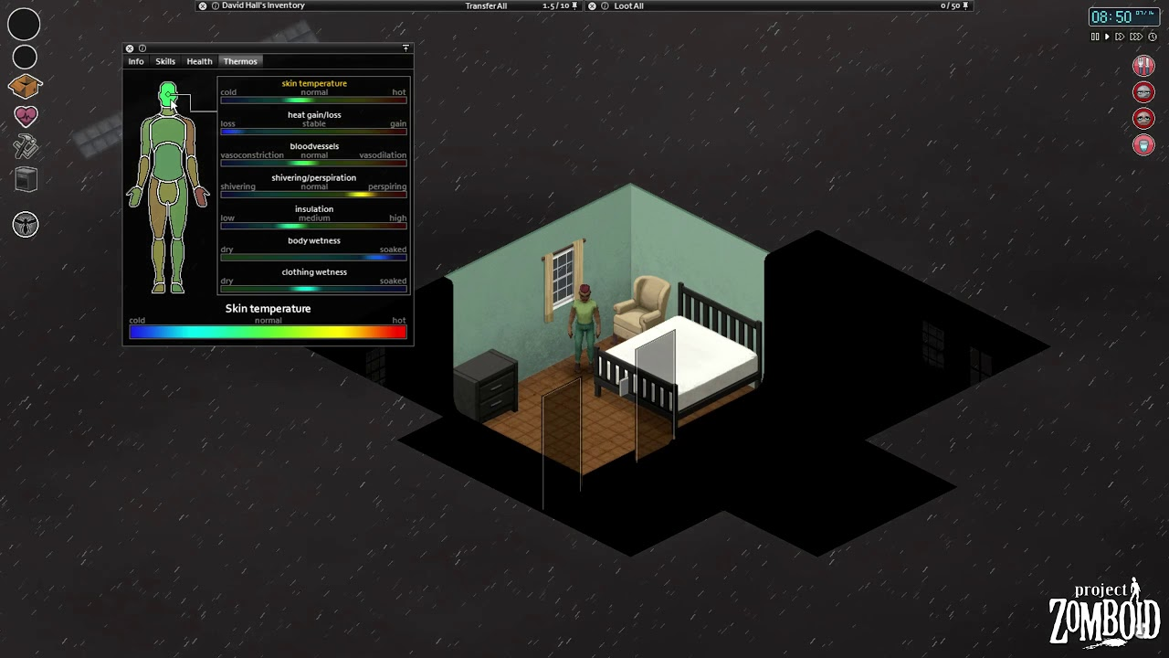 Thermal Expansion   Project Zomboid