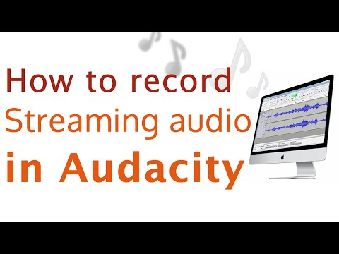 How to record streaming audio in Audacity | FREE | InternetHack#2