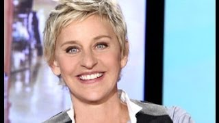 What did Ellen Degeneres lie about???