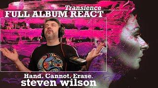 React to Transience | Steven Wilson
