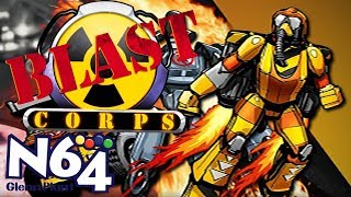 Blast Corps - Nintendo 64 Review - HD