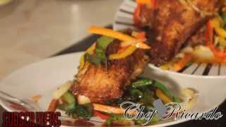 Pan Fry Fish Recipe Videos From The Caribbean