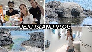 Jeju Island Vlog #1 | A Quick Summer Getaway 💙