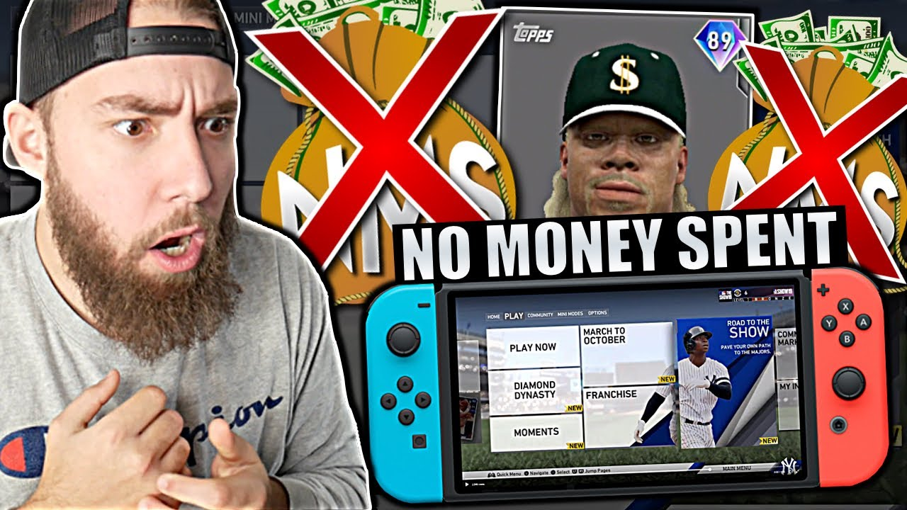 THE END.. of No Money Spent MLB The Show 20 | MLB 21 is right around the corner