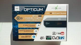 Обзор ресивера ► OPTICUM ODIN TV BOX