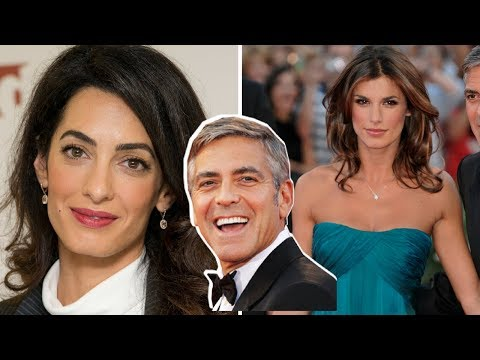 George Clooney Girlfriends And Hookups - Hot Girls George Clooney Has Dated So Far
