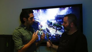 Brothers: A Tale of Two Sons Interview (Josef Fares)