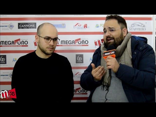 Orta Nova 2019 - Intervista a Nicola Di Stasio (Rivoluzione Orta Nova)
