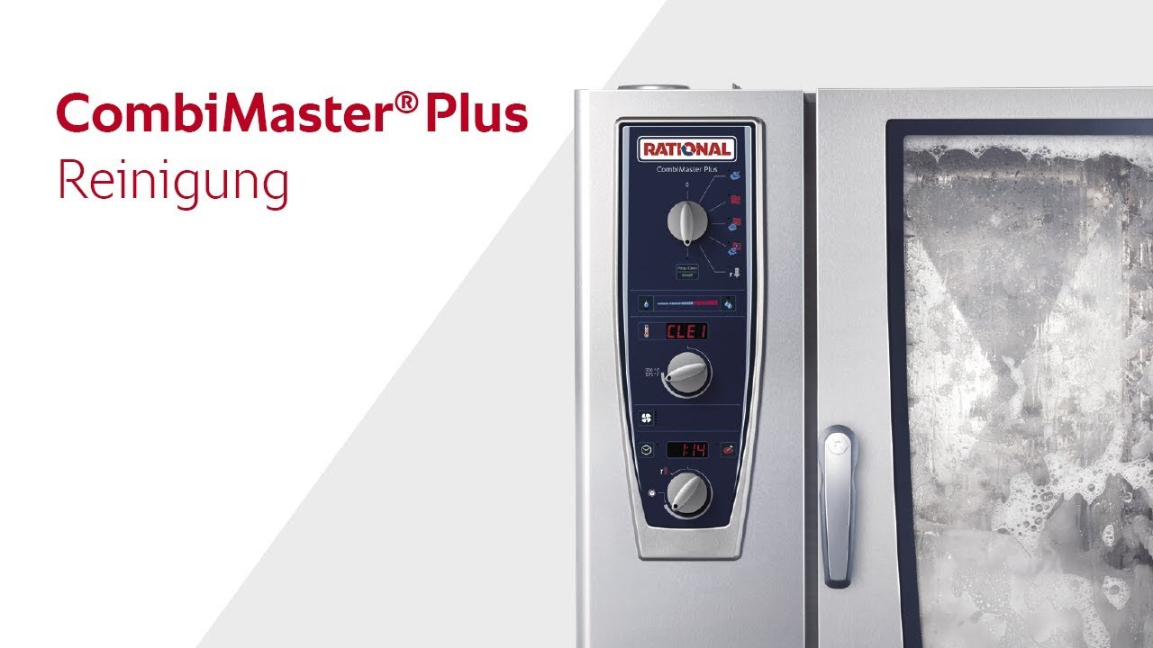 Rational Küchengeräte Rational Kombidämpfer Combimaster Plus 61 Elektro
