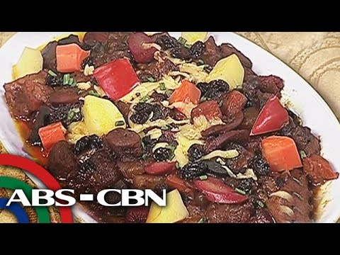 umagang kay ganda chicken hamonado recipe