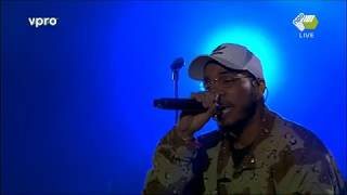 Anderson .Paak & The Free Nationals - Full Concert - Lowlands Festival 2016