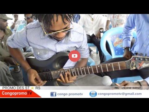 Le soliste de Ferre GOLA corrige Alain MAKABA, Bourkinafaso,Kapaya et les autres et frappe tres fort