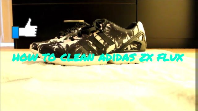 can u wash zx flux