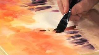 (Preview) Painting Luminous Watercolor with Sterling Edwards: The Wooded Landscape